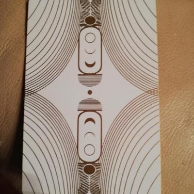 Dos des cartes 1